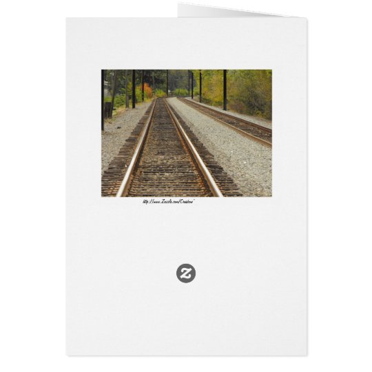 tracks ~in your words~ card