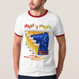 Tracks 'N Taverns Official Shirt
