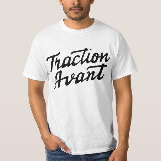 Traction Avant Script T-Shirt