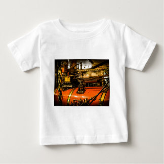 Traction Engine Baby T-Shirt