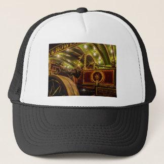 Traction Engine Trucker Hat