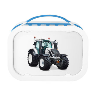 Tractor image for Yubo Lunchbox Blue