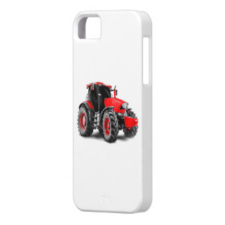 Tractor image iPhone-SE-+-iPhone-5-5S-Barely-There iPhone 5 Cover
