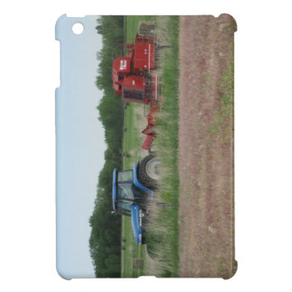 Tractor in the Field iPad Mini Covers