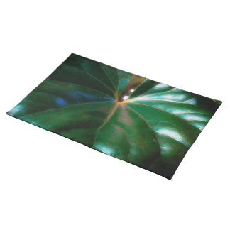 Tractor Seat Plant Placemat