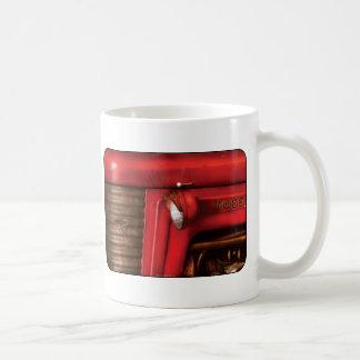 Tractor - The Tractor Basic White Mug