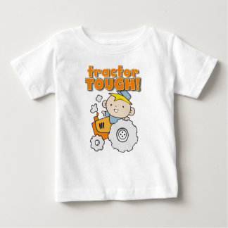 Tractor Tough Baby T-Shirt