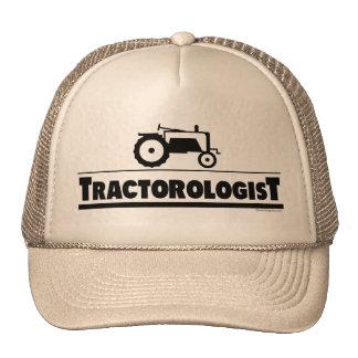 Tractorologist - Tractor Cap
