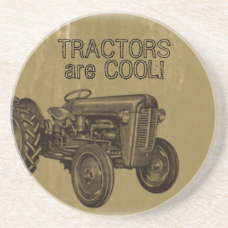 Tractors are Cool Coaster