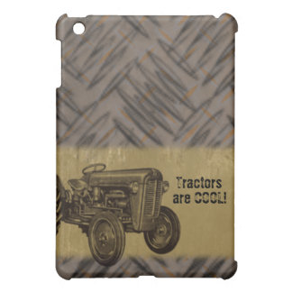 Tractors are Cool iPad Case