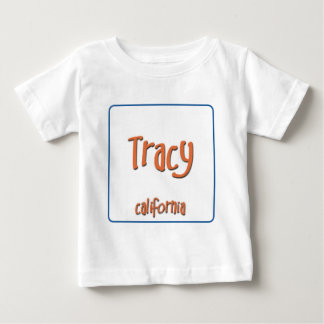 Tracy California BlueBox T-shirts
