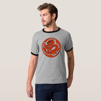 Tracy Queen - Crest of the Dragon Clan Tee Shirt