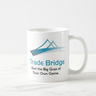 Trade Bridge Mug - white
