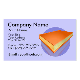 Trade printer and publisher pack of standard business cards
