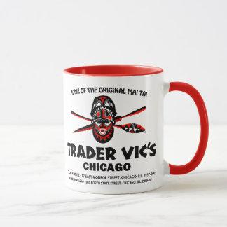 Trader Vic's Restaurant, Chicago, Illinois Mug
