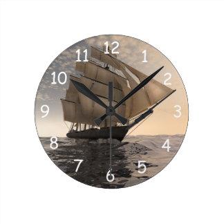 Tradewinds clock