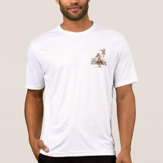 Tradewinds Hawaiian Hula Girl Front Print T-Shirt