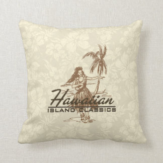 Tradewinds Hawaiian Island  Decorative Pillows