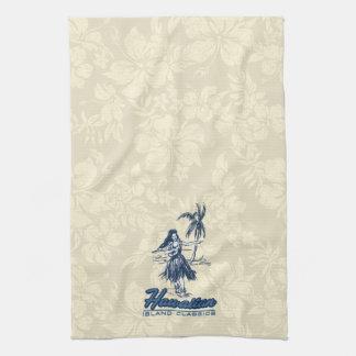 Tradewinds Hawaiian Island Kitchen Towel
