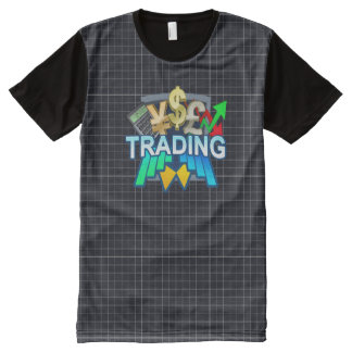 Trading grid All Printed T-Shirt