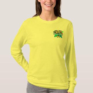Trading Women's yellow Long sleeve T-Shirt