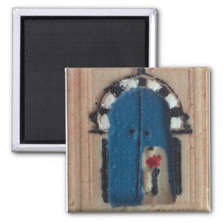 Tradional North African Door Magnet
