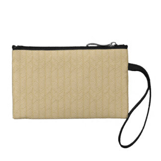Traditional bamboo coin purse
