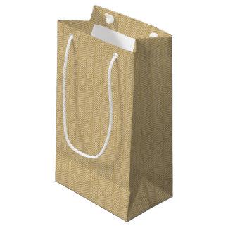 Traditional bamboo small gift bag