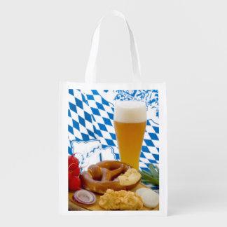 Traditional Bavarian Snack Reusable Grocery Bag