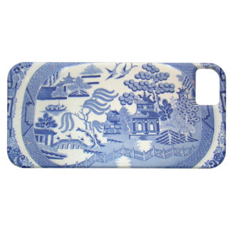 Traditional Blue Willow Classic Iphone 5/5S Cover