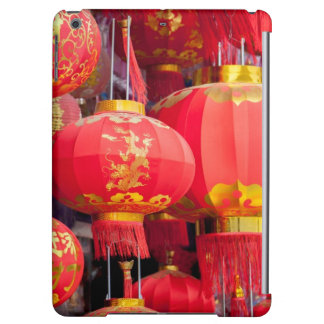 Traditional Chinese lantern hanging