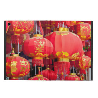 Traditional Chinese lantern hanging Cover For iPad Air