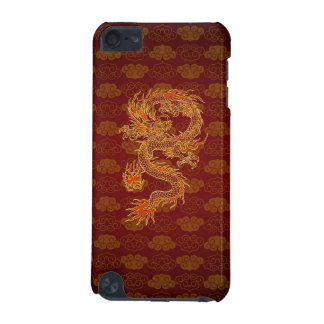 Traditional Chinese Red Dragon iPod Touch (5th Generation) Covers