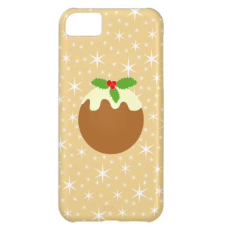 Traditional Christmas Pudding. iPhone 5C Cases