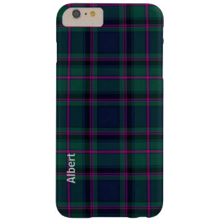 Traditional Cooper Tartan Plaid iPhone 6 Plus Case