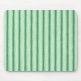 """""""Traditional Designs"""" Pillow Tick Green Mouse Pad"""