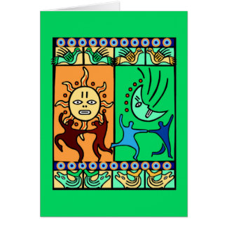 Traditional Elements Kwanzaa Holiday Notecards Greeting Cards