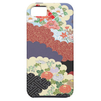 Traditional Floral  design for iPhone5 iPhone 5 Case