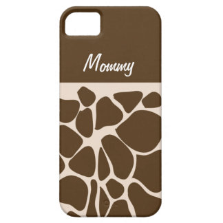 Traditional Giraffe Print iPhone 5 Casemate Case