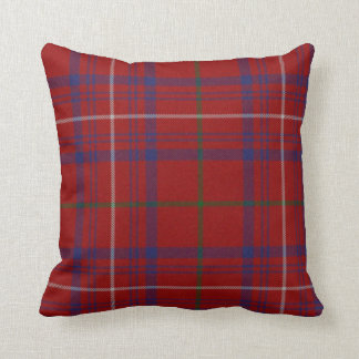 Traditional Hamilton Tartan Plaid Pillow