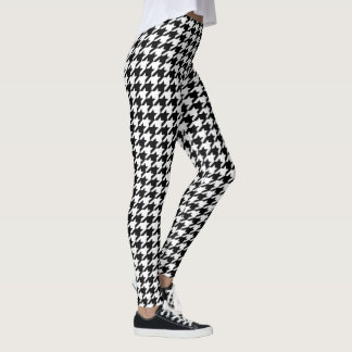 Traditional Houndstooth Leggings