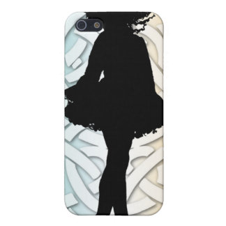 Traditional Irish Dancer iPhone4 Case iPhone 5/5S Cover