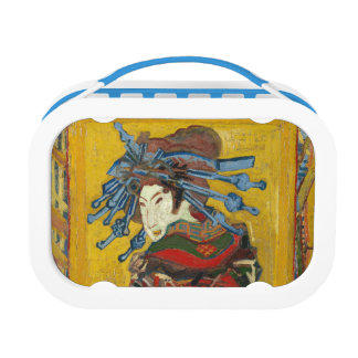 Traditional Japanese Lady Yubo Lunch Box