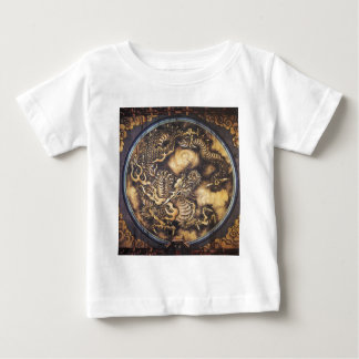 Traditional Japanese Oriental Dragon - 日本 - 鳴き龍 Baby T-Shirt