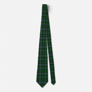 Traditional MacKay Tartan Plaid Tie