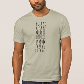 Traditional Pattern Kenyan Style T-Shirt