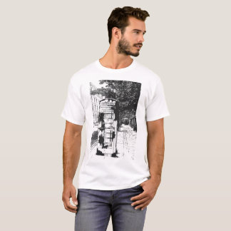 Traditional phone box, Colmore Row T-Shirt