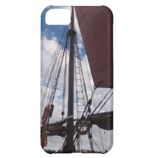 Traditional Red Sail iPhone 5C Cover