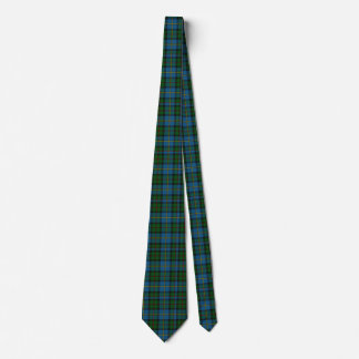 Traditional Scottish Plaid Clan MacLeod Neck Tie