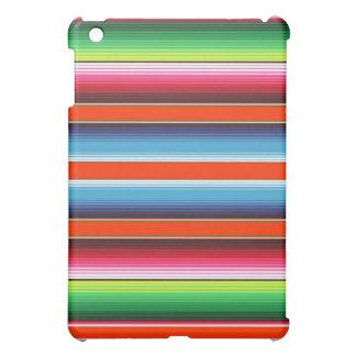 Traditional Spanish Serape Fiesta Mexican Blanket Case For The iPad Mini
